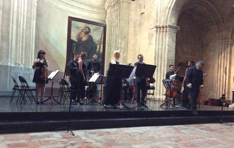Festival de Música Contemporánea de la Habana 2018
